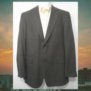 Burberry London 40 L 2-Button Suit Jacket